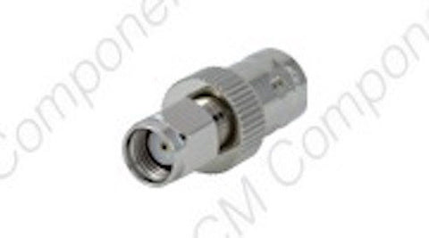 BNC(f) - SMA(m) Reverse Polarity Adapter