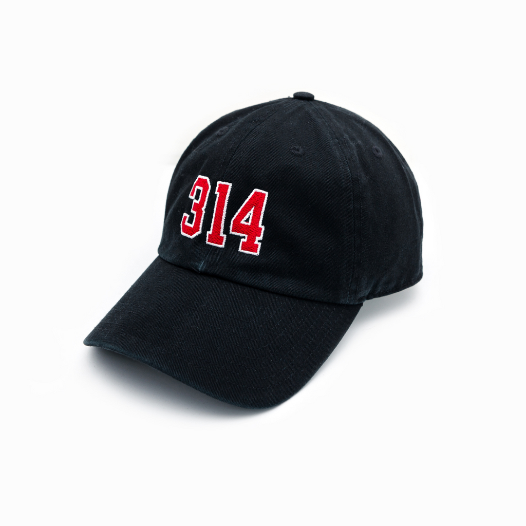 314 Collegiate Dad Cap