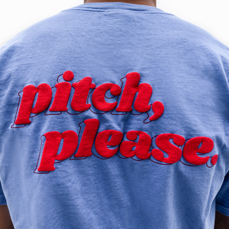 Pitch Please Tee