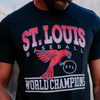 Baseball Champs After Dark Tee