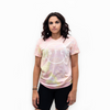 Sunset Tie Dye City Circle Tee