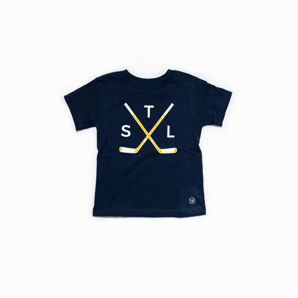 Toddler Crossed Sticks Tee