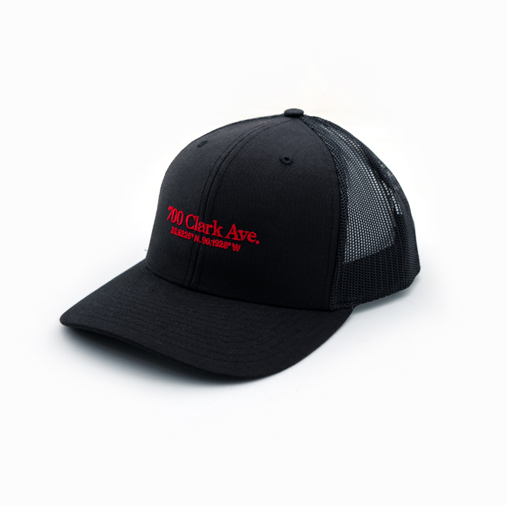 700 Clark Curved Bill Trucker