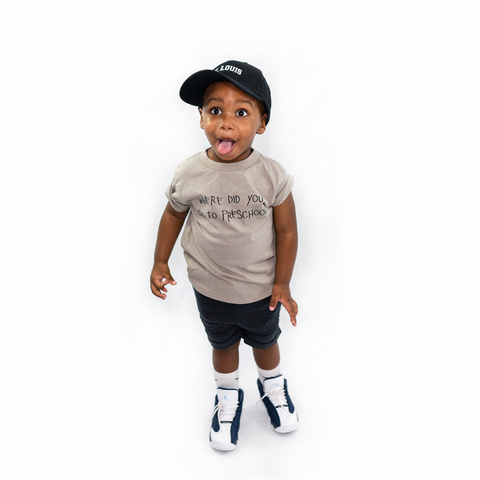 Toddler Block Saint Louis Tee