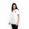 Heart STL Embroidered Tee