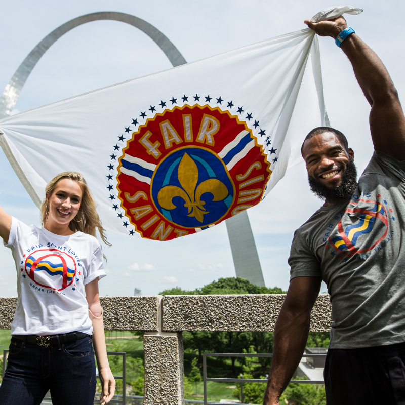 Fair Saint Louis Official Tee
