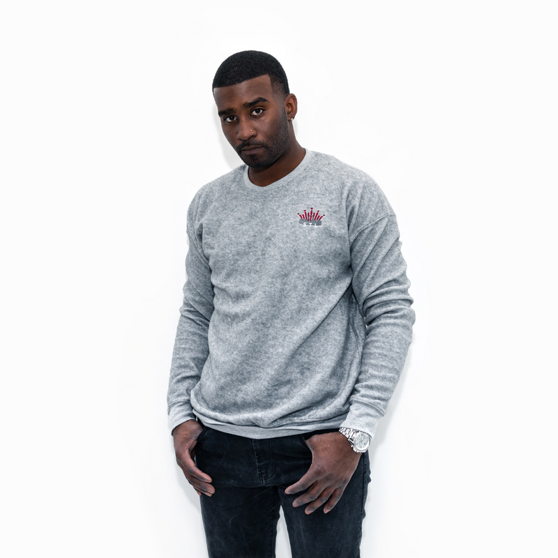 Bud Select Sueded Crewneck