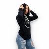City Circle Hooded Pullover