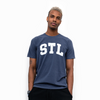 Born & Raised SAINT LOUIS Made - Baby Tee