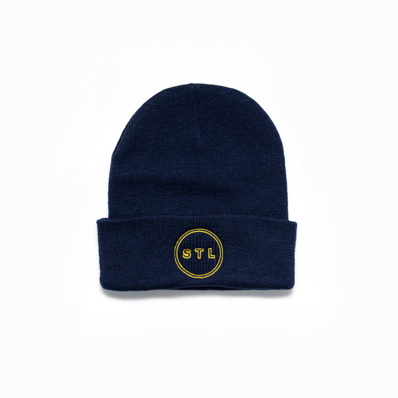Hockey City Circle Beanie