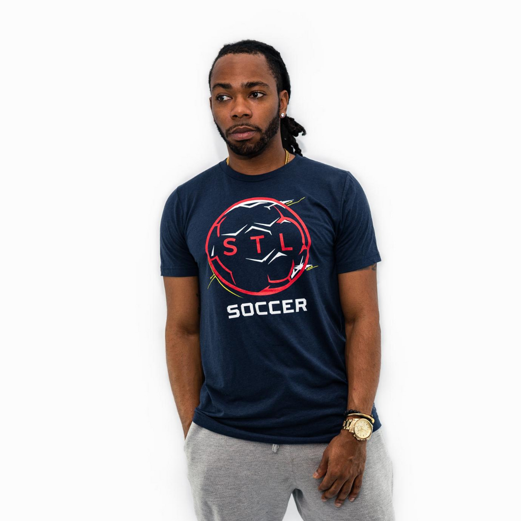 Soccer City Circle Tee