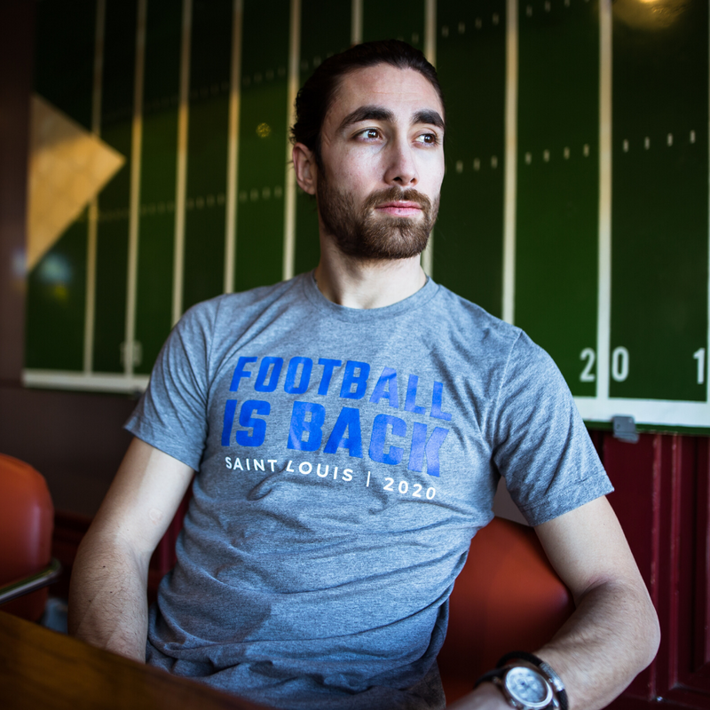 Football is Back Tee