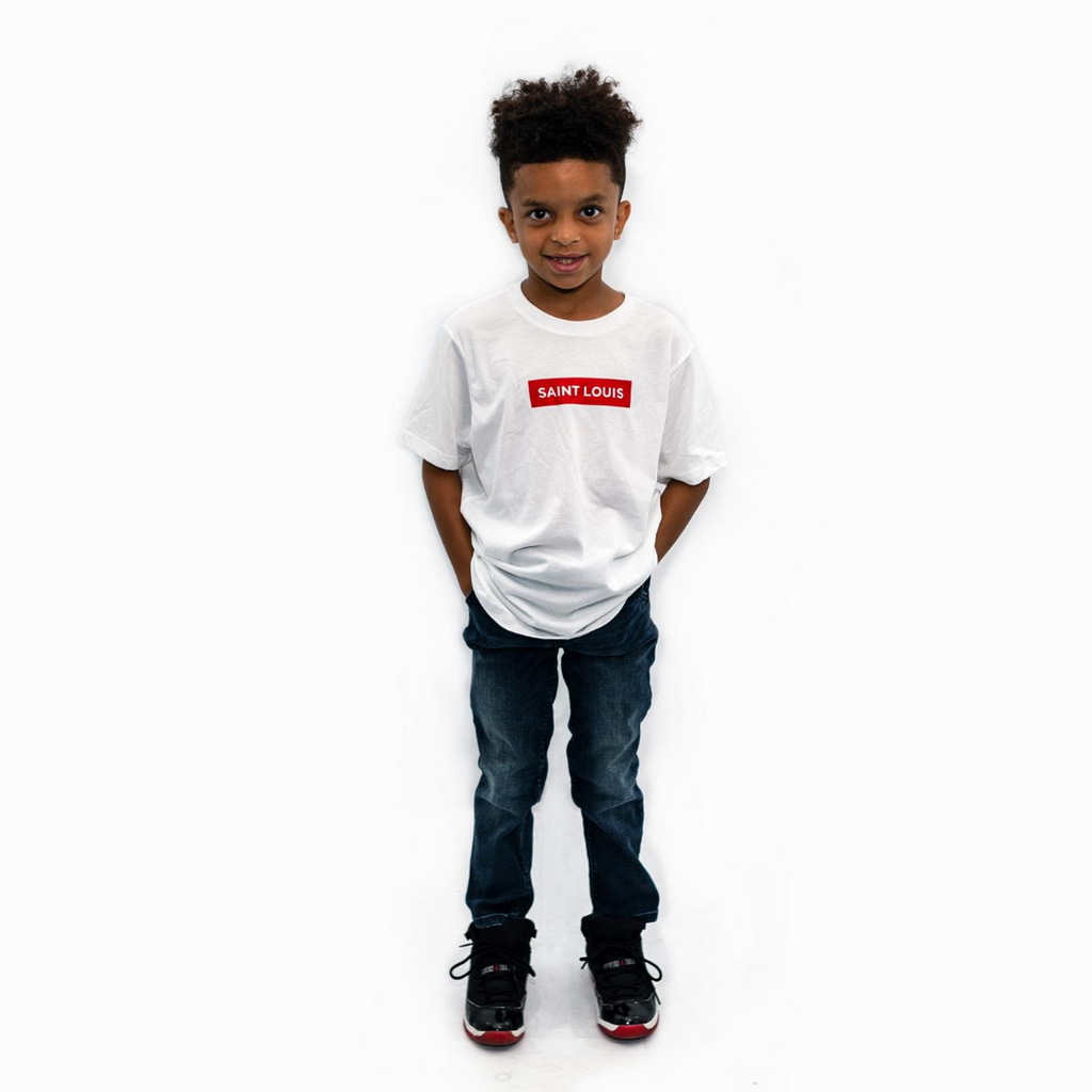 Youth Block Saint Louis Tee