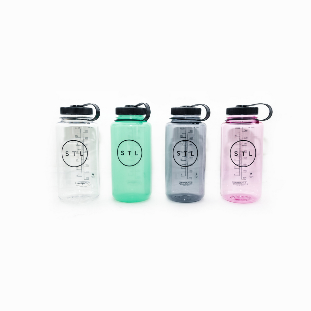 City Circle Nalgene Water Bottle
