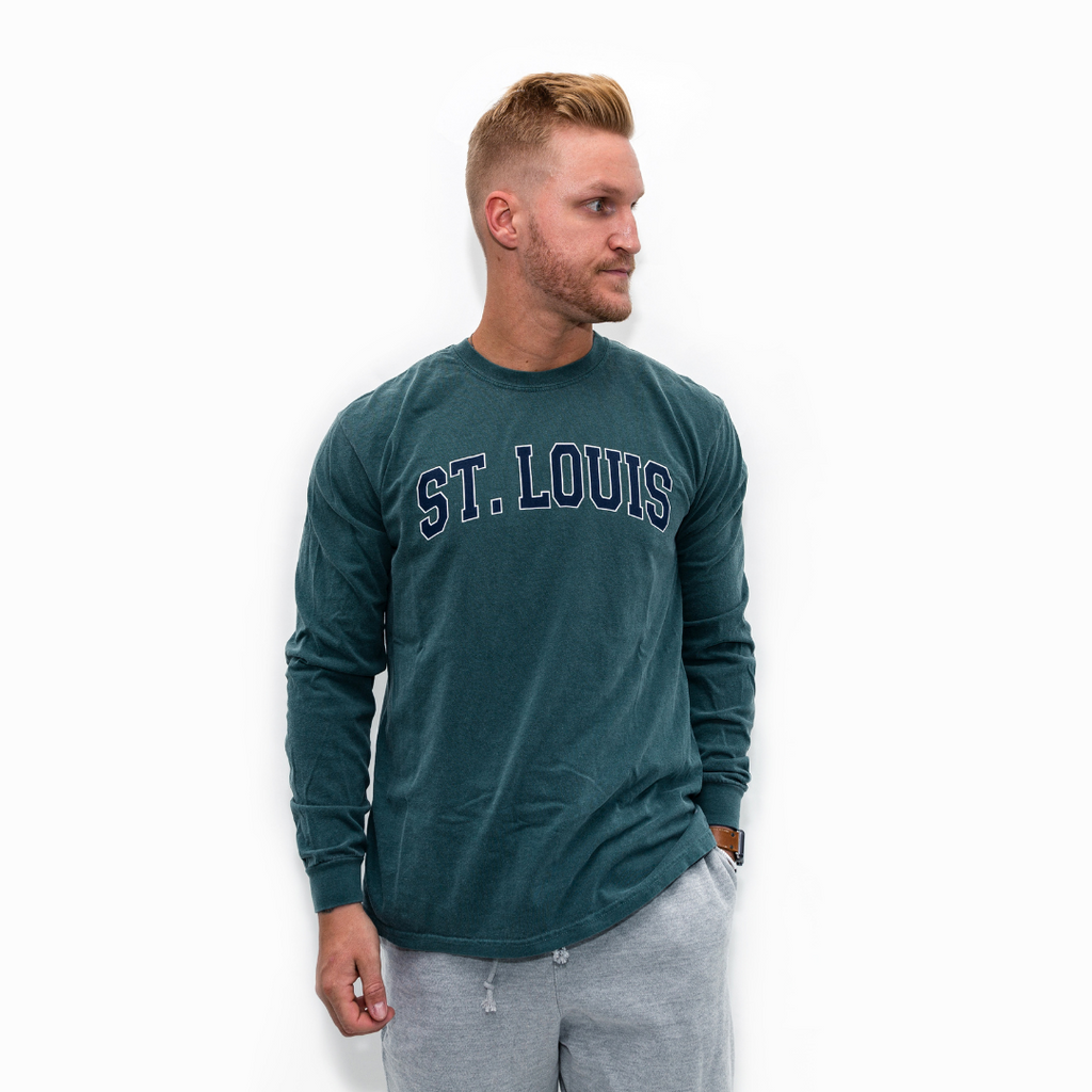 Spruce Collegiate Long Sleeve