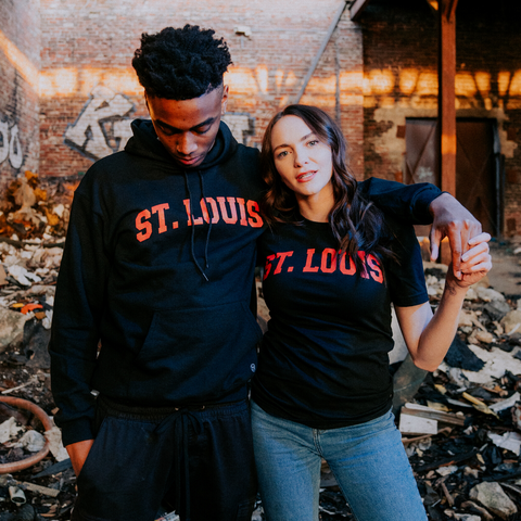 St. Louis After Dark Hoodie