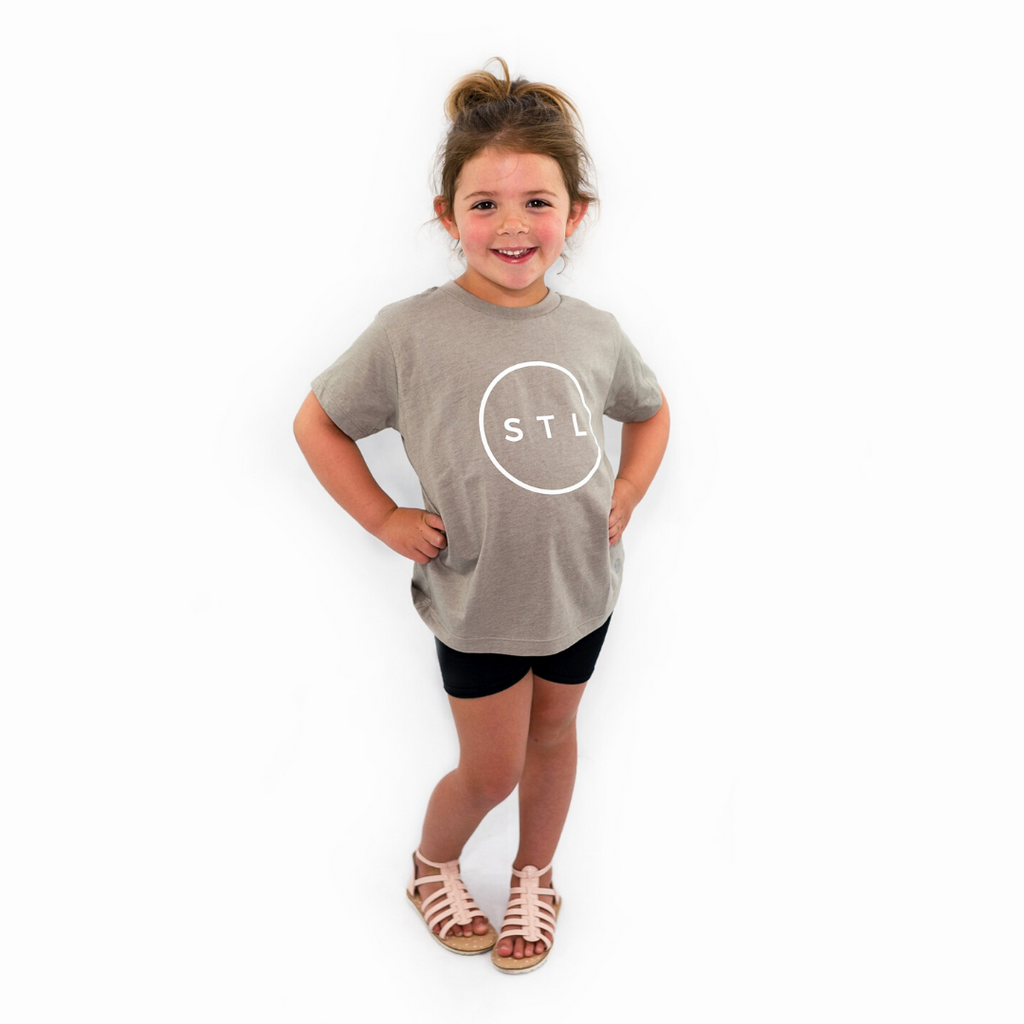 Toddler City Circle Tee