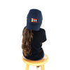 Small Fit STL Flag Baseball Hat
