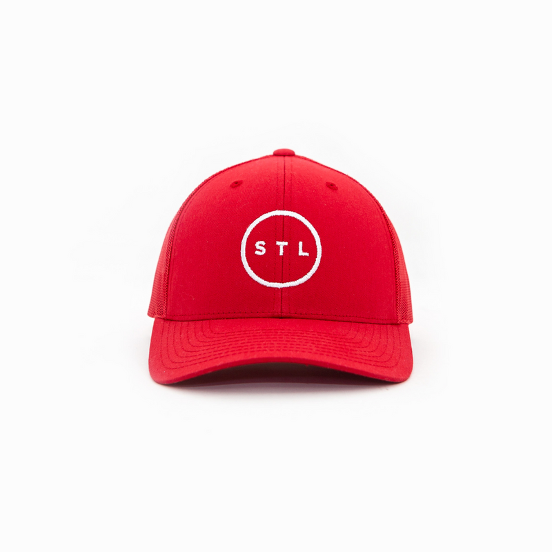 City Circle Curved Bill Trucker (3 Colors)