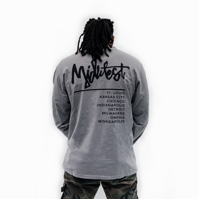 Midwest Cities Champion® Long Sleeve