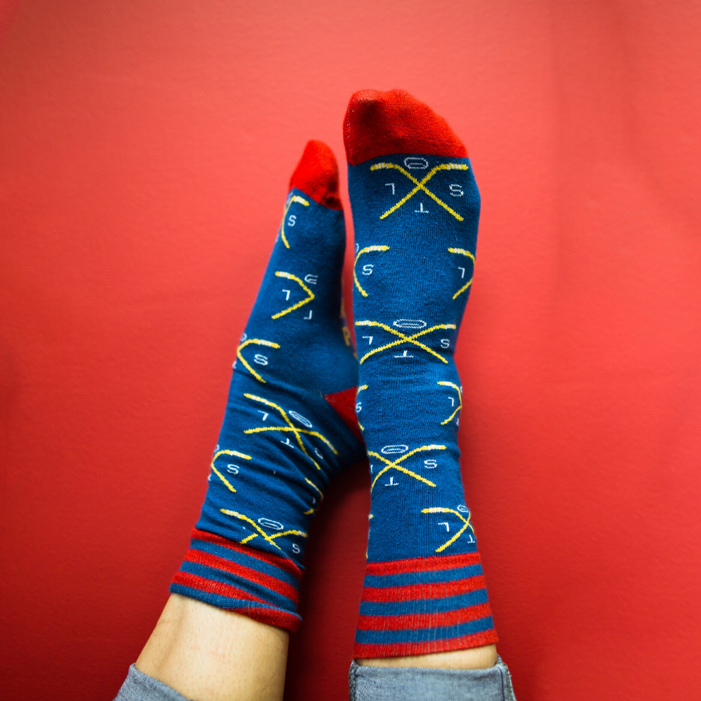 St. Louis Socks (7 STYLES)