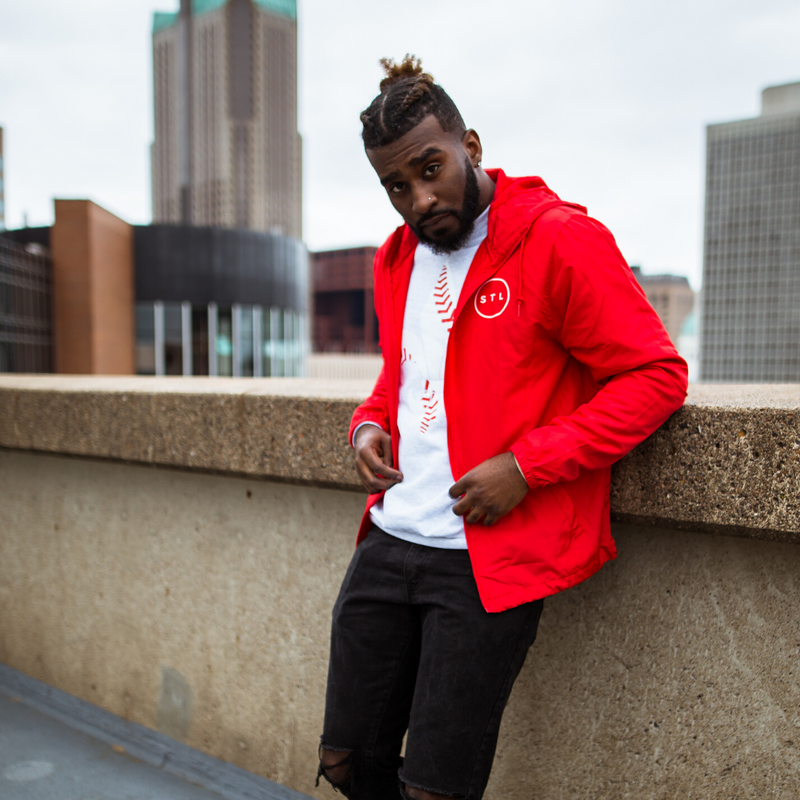 City Circle Windbreaker