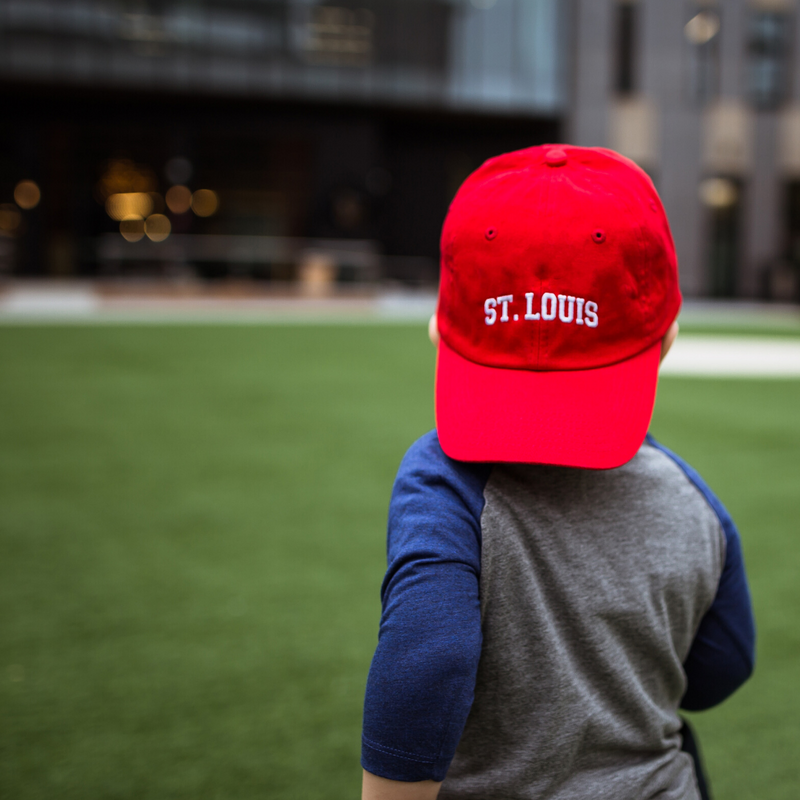Small Fit St. Louis Hat