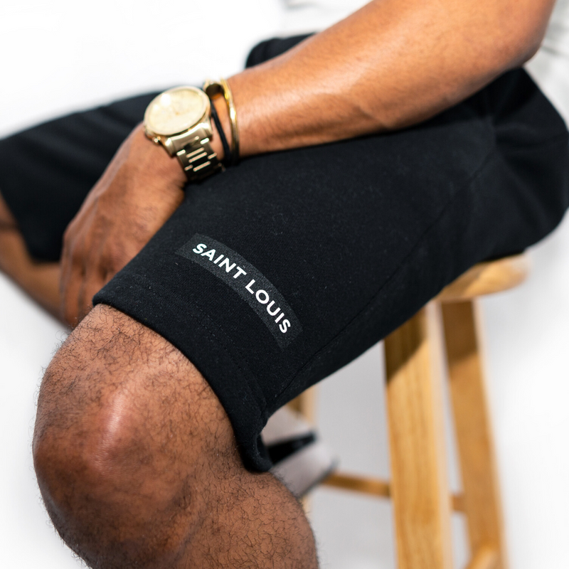 Block Saint Louis Fleece Shorts