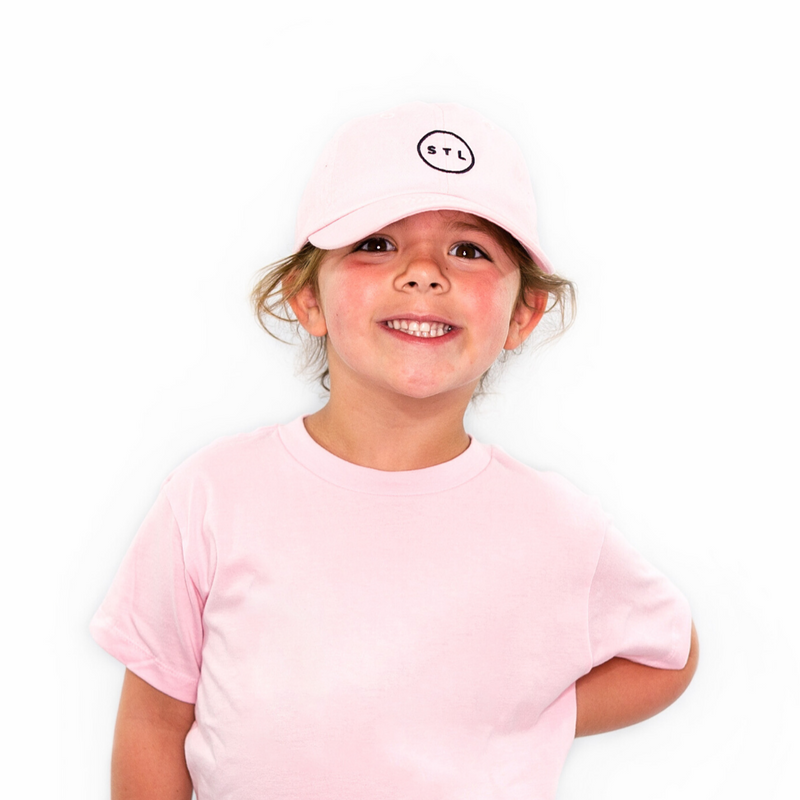 Small Fit City Circle Dad Cap