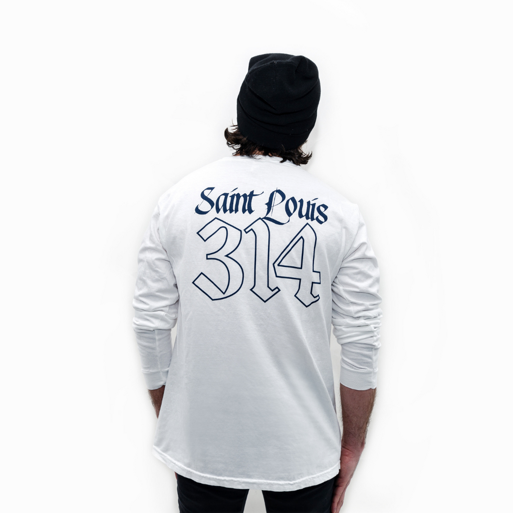 314 Blackletter Long Sleeve