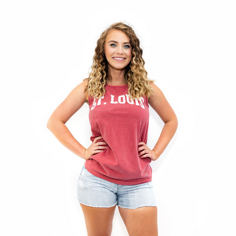 St. Louis Collegiate Tank