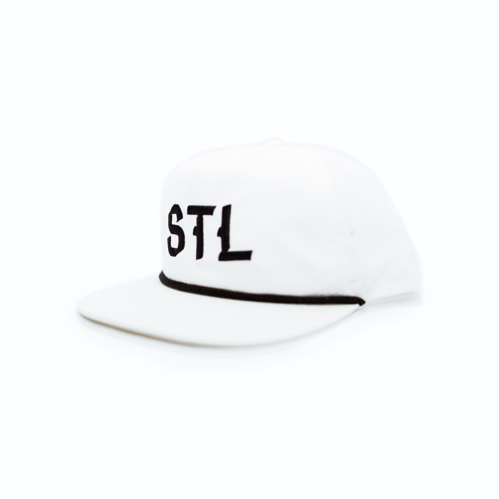 STL Five Panel Flatbill Hat