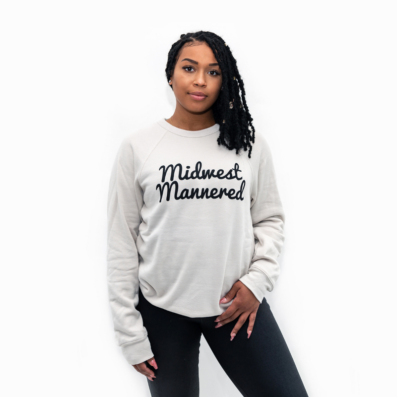 Midwest Mannered Crewneck