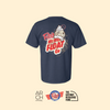 IMO'S® Throwback Logo Tee