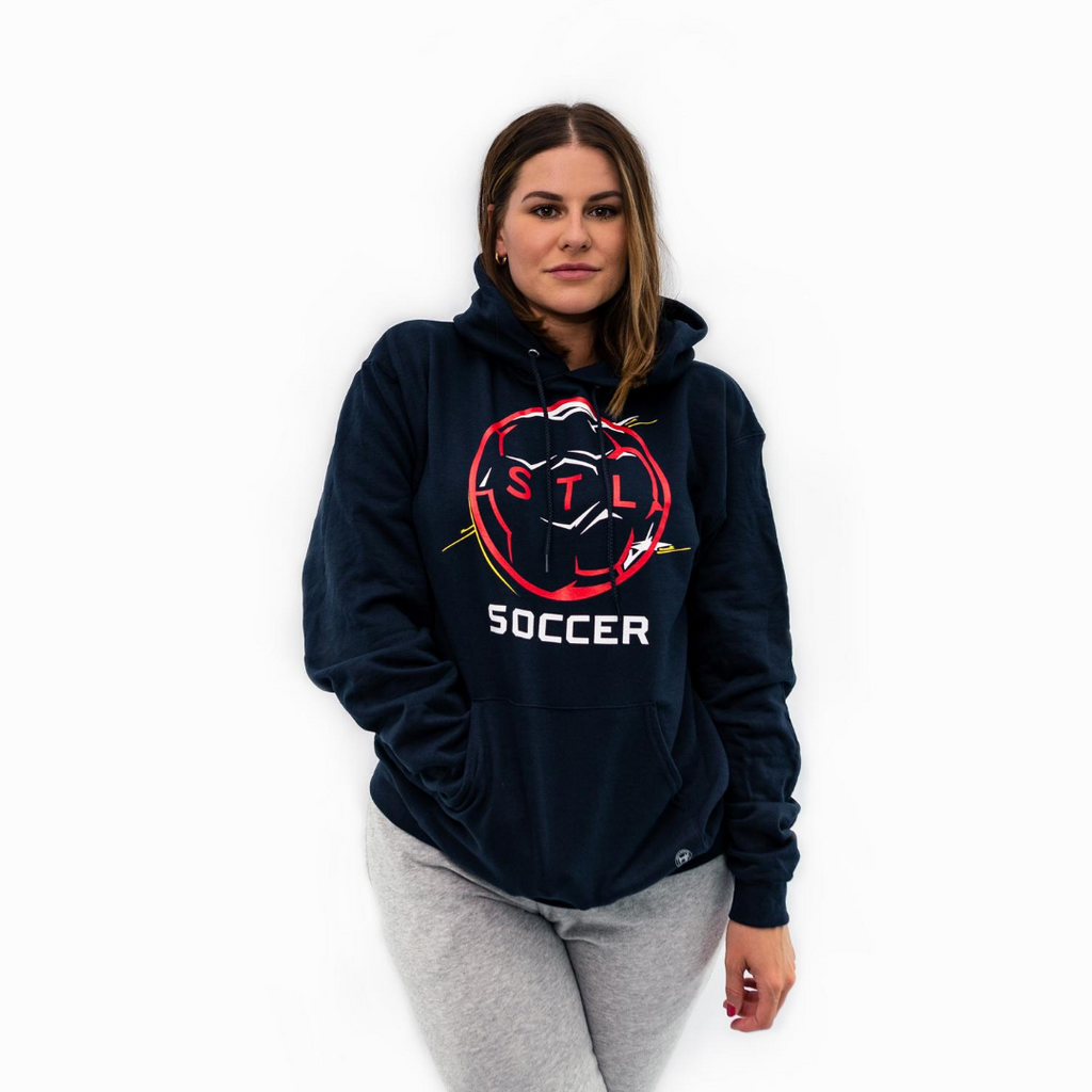 Soccer City Circle Champion®️ Hoodie