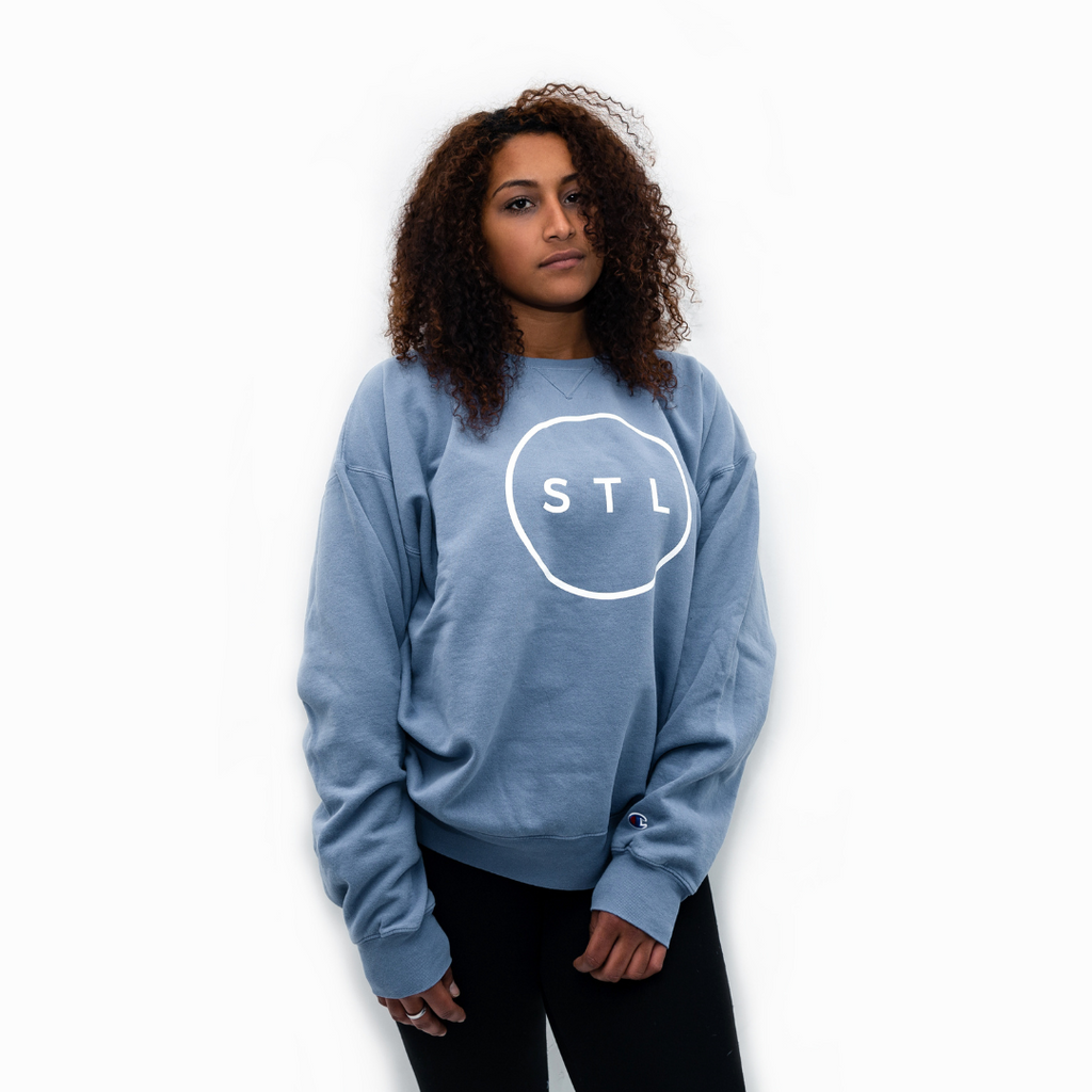 City Circle Champion® Crewneck