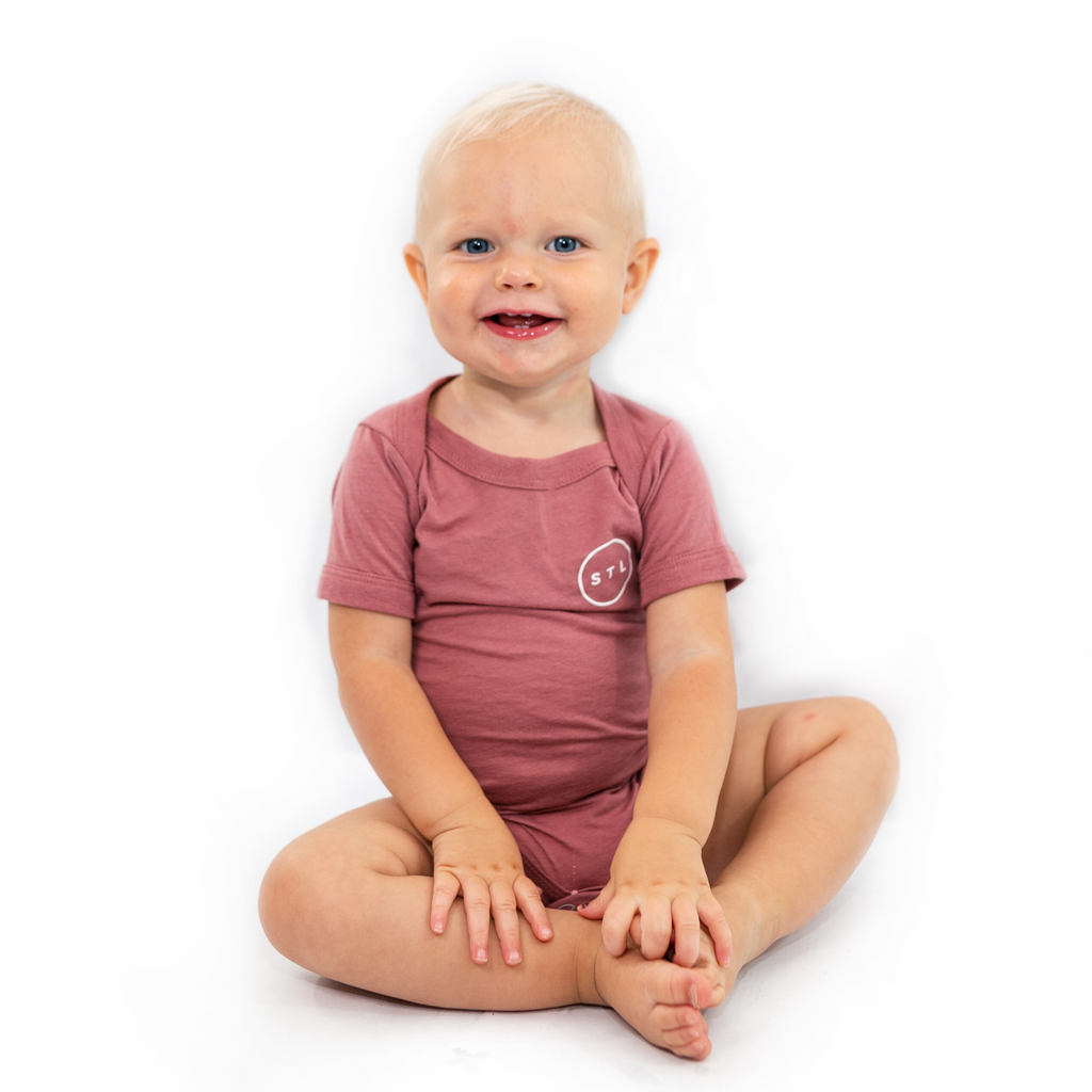 Mini City Circle Onesie
