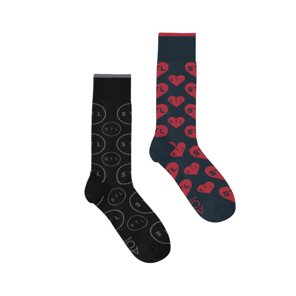 St. Louis Socks (9 STYLES)