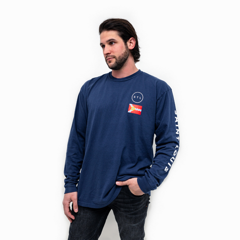 STL Flag Long Sleeve
