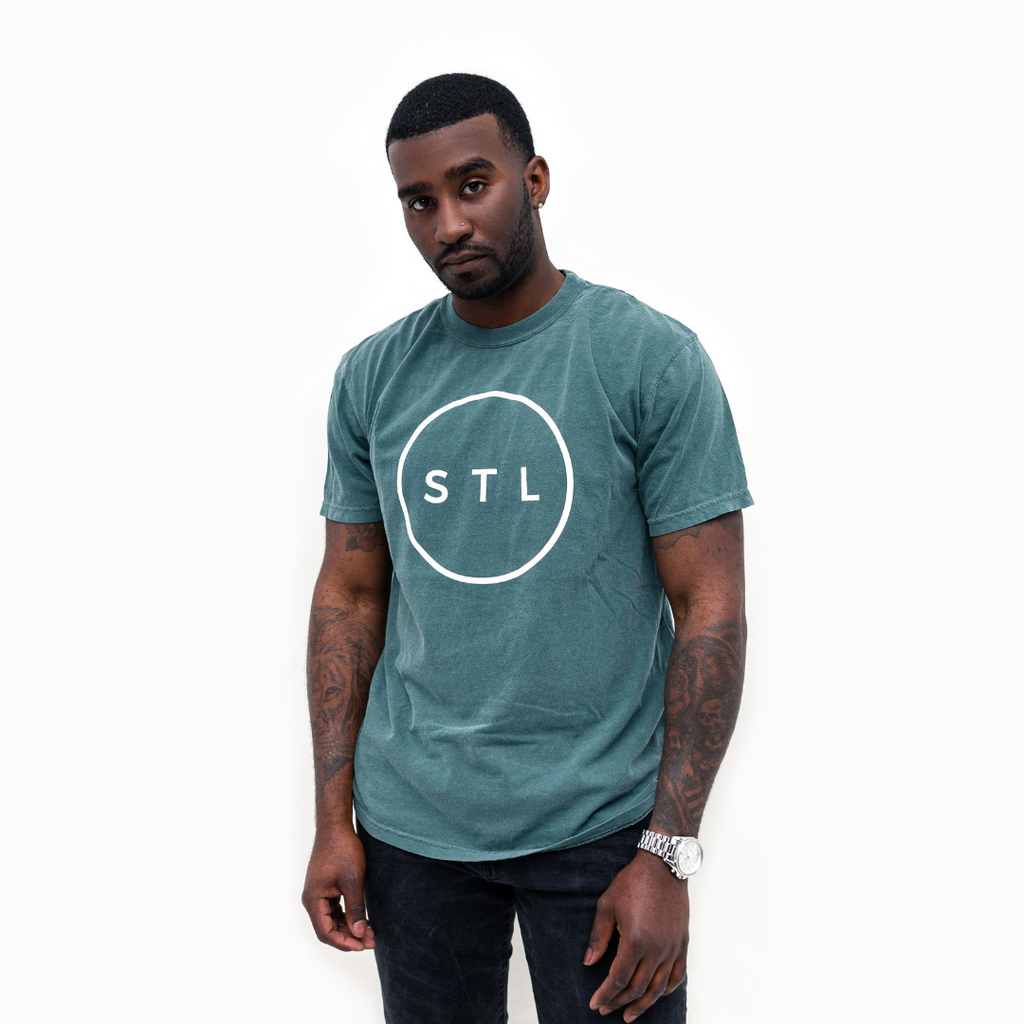 City Circle Heavyweight Tees