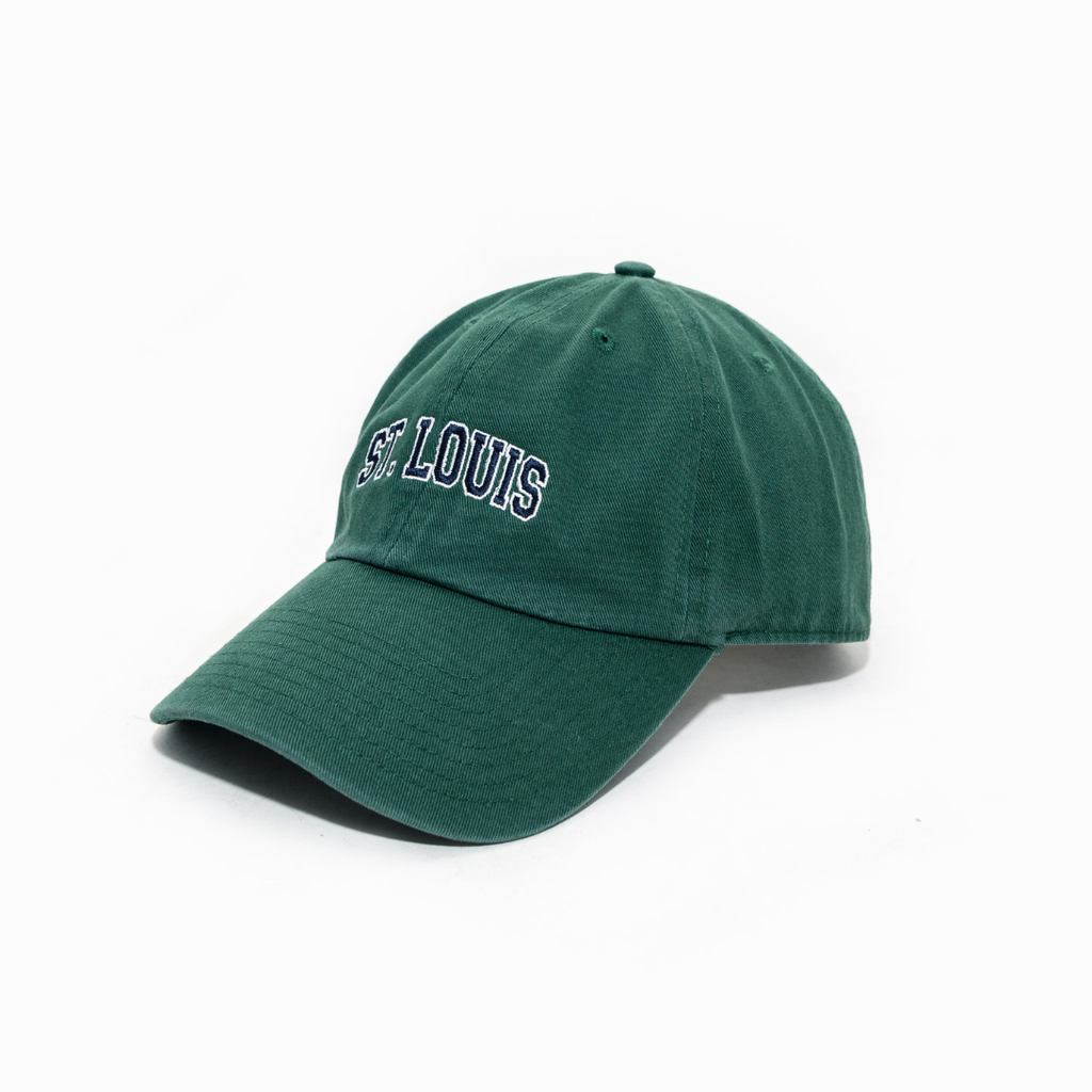 St. Louis Collegiate Dad Cap (4 Colors)