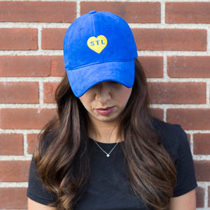 Gold Heart STL - Dad Cap