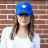 City Circle Dad Hat (5 COLORS  AVAILABLE)