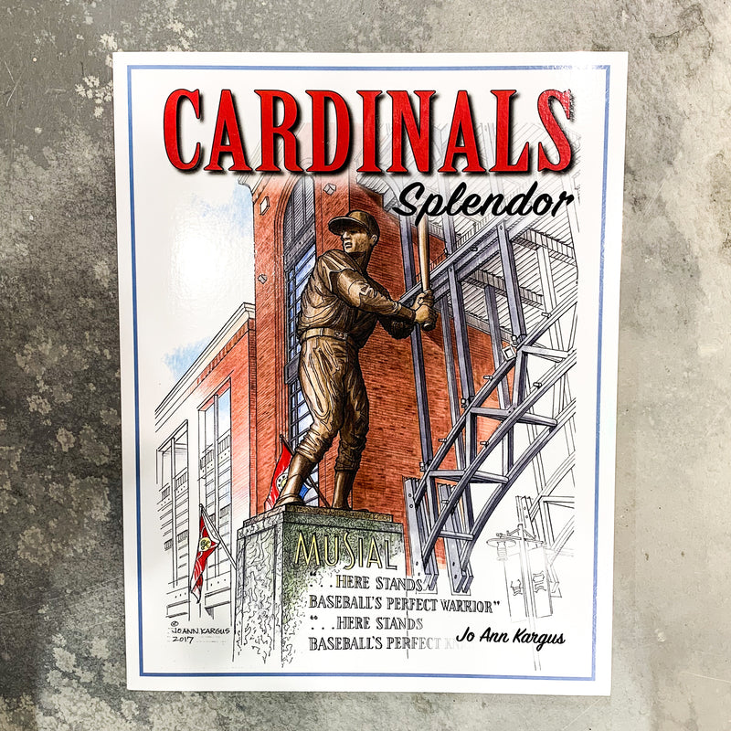 St. Louis Adult Coloring Book