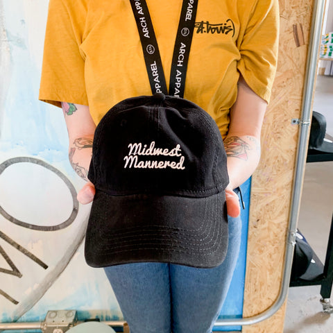 Midwest Mannered Dad Cap