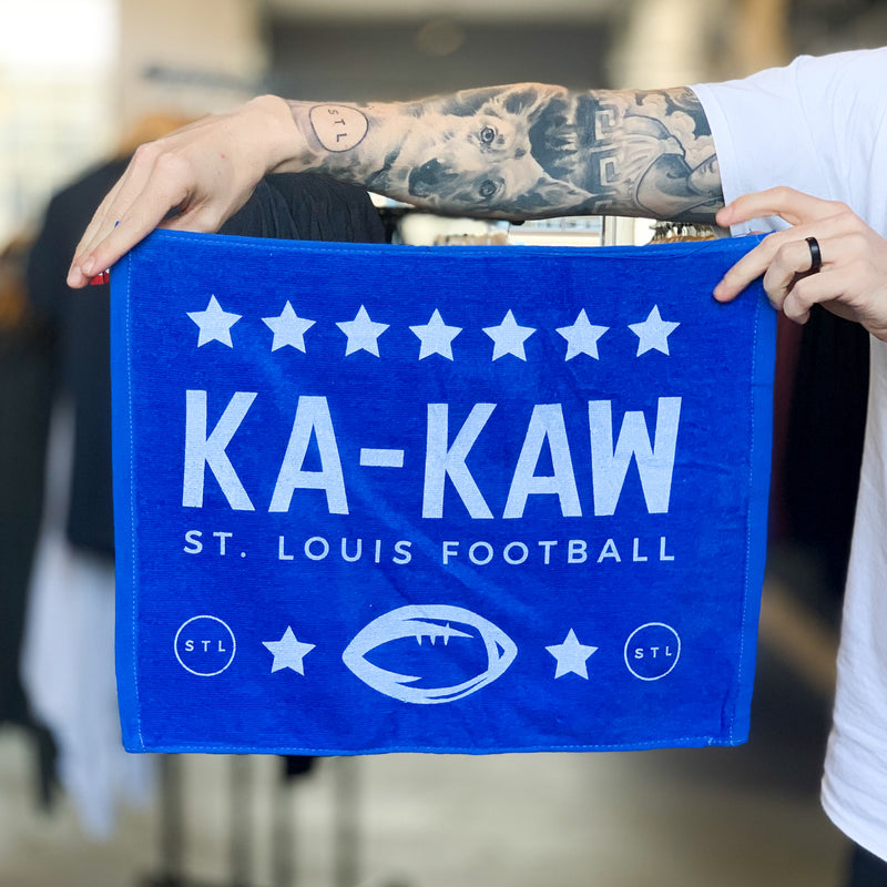 KA-KAW Rally Towels