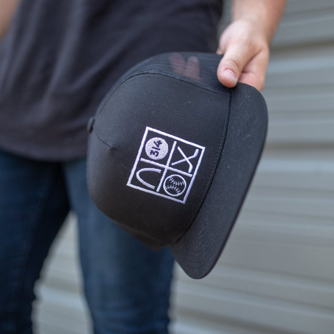 314 Quadrant - Flat Bill Trucker