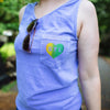 Pride Heart STL Pocket Tank