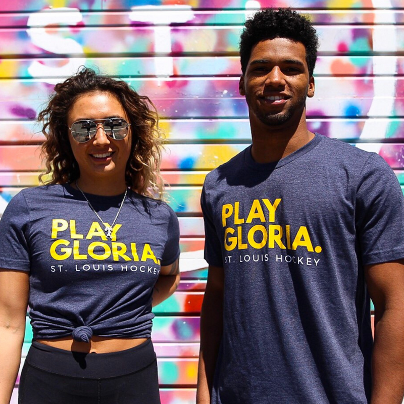 7c0bd3090 Play Gloria Playoff Tee – Arch Apparel