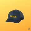 Blackout City Circle Dad Cap